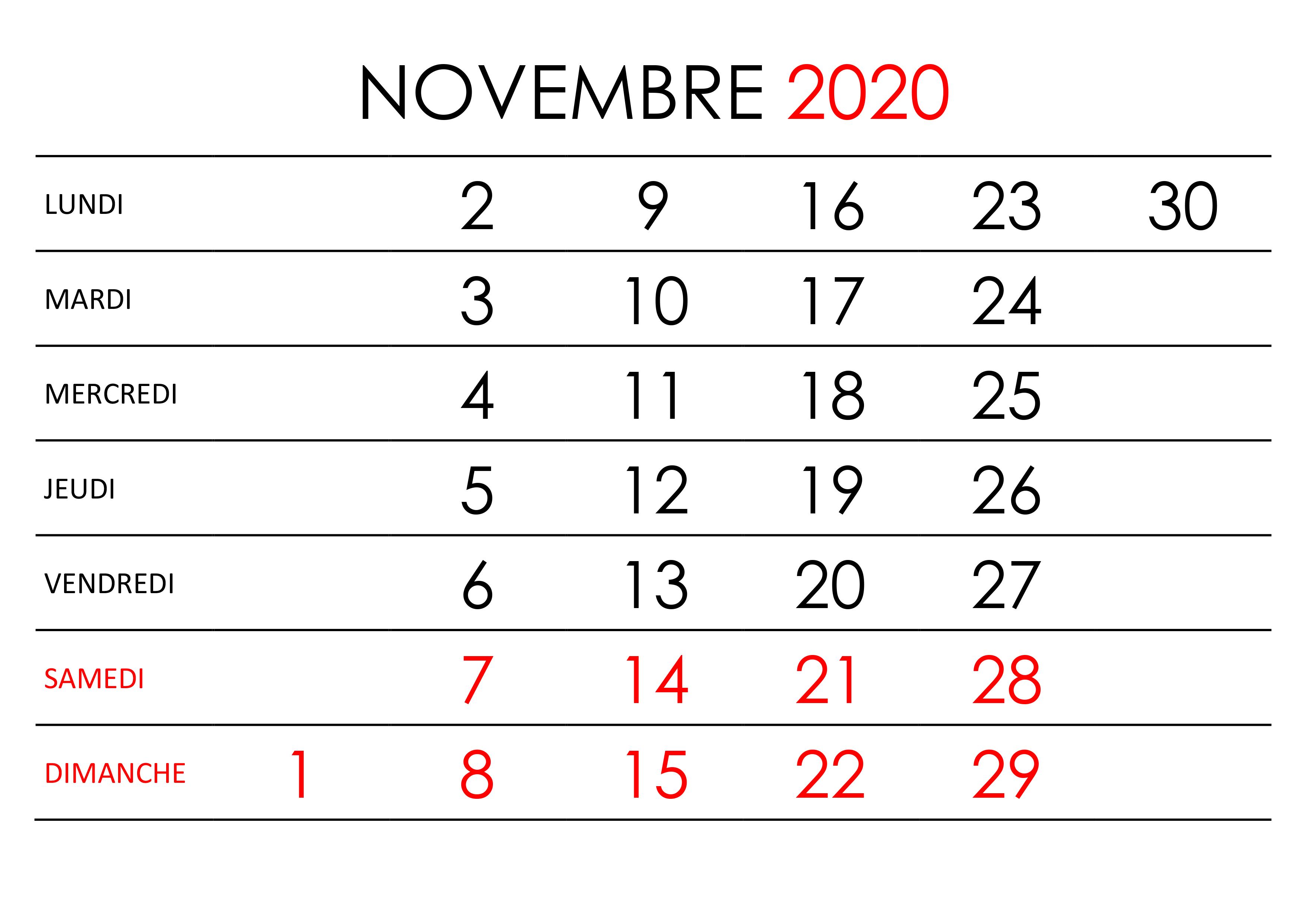 Calendrier Avril 2020 C3 A0 Imprimer Calendrier Mensuel A Imprimer 2020 Facon Bujo